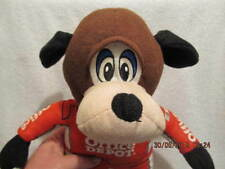Tony Stewart Office Depot Hound Dog Plush Doll With Hang Tag NASCAR 14 Inches