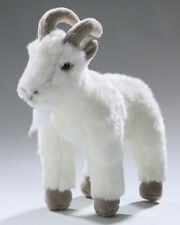NEW PLUSH CUDDLY CRITTERS WHITE GOAT SOFT TOY TEDDY