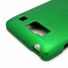 Dark Green Case Motorola DROID RAZR HD XT926 FIGHTER Hard Snap On Cover