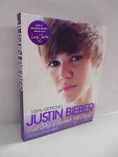 Justin Bieber 100% Official Book First Step 2 Forever: My Story