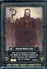GUARDIANS CCG ETERNAL WITCH LORD RARE VO