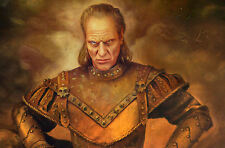 Framed Print - Vigo the Carpathian from Ghostbusters (Picture Poster Tyrant Art)