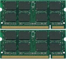 New! 4GB KIT 2x2GB PC2-5300 667Mhz 200pin SODIMM for Acer Aspire 5520