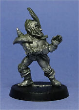 CITADEL - Blood Bowl - 2nd Edition - Dark Elves - Catcher (b) - Metal - 1980s