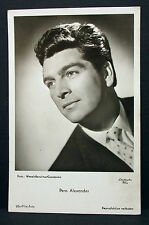 Pero Alexander - Movie Photo - Film-Foto Autogramm-AK(Lot-j-748