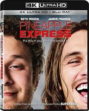 PINEAPPLE EXPRESS (4K ULTRA HD Atmos)- Blu Ray -  Region free  (01/03/16)