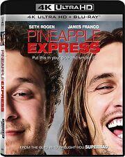 PINEAPPLE EXPRESS (4K ULTRA HD Atmos)- Blu Ray -  Region free  (01/03/16)