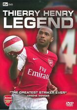 Thierry Henry: Legend Soccer DVD
