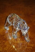 Swarovski SCS 2011 Polar Bear Siku #1053154 Home Decor Crystal Figurine Animal