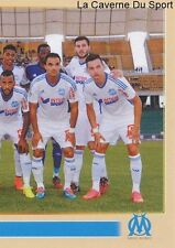 219 EQUIPE TEAM 2/2 FRANCE OLYMPIQUE MARSEILLE OM STICKER FOOTBALL 2015 PANINI ~