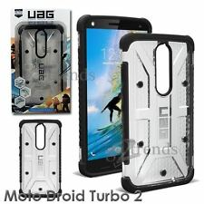 UAG Urban Armor Gear ICE Maverick Clear Case for Verizon Motorola Droid Turbo 2