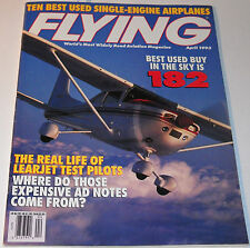 Flying Magazine Vol 120 No 4 April 1993 Best Used Buy In The Sky Is 182