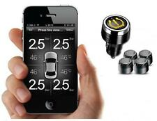 Steelmate TP-8886 Car TPMS Tyre Pressure Monitor for Apple iPhones DIY FIT