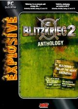 Blitzkrieg 2 with Liberation Expansion - PC by CDV