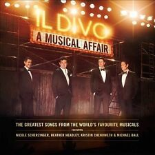 NEW - A Musical Affair by Il Divo