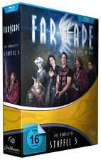 Farscape - Verschollen im All - Staffel 3 [BLU-RAY] - Deutsch - Fernsehjuwelen