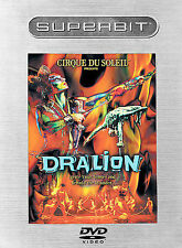 Cirque du Soleil - Dralion (DVD, 2003, Superbit) OOP! SEALED! RARE! NEW!