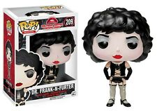 Funko POP #209 Rocky Horror Picture Show Dr. Frank-N-Furter Vinyl Figure (NEW)