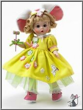"Madame Alexander Doll 50520 Little Bunny Foo Foo Storyland Collection 8"" NIB"