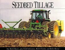 JOHN DEERE SEEDBED TILLAGE MACHINES SPECIFICATIONS  BROCHURE DKA-130 (92-08)