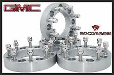 4 Pc 2000-2010 8x6.5 To 2011-2015 8x180 Conversion Wheel Spacers Adapters 8 Lug