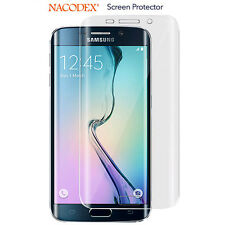 Nacodex HD Soft Film Full Cover Screen Protector For Samsung Galaxy S6 Edge Plus
