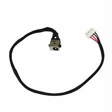 DC POWER JACK HARNESS CABLE FOR Toshiba Satellite P55W-C5224 P55W-C5208-4K