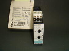 1 NEW SIEMENS 3UG3532-1AG20, SINGLE PHASE VOLTAGE MONITORING RELAY, 15-600VAC/DC