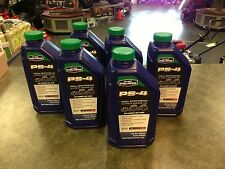 Pure Polaris 6 Quarts Full Synthetic 5W50 4 Stroke Motor Oil ATV Ranger RZR PS4