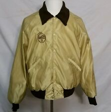 VTG DELONG Nylon Men's Jacket L/XL Stormy's Bloomfield Tavern GUC Rare Vintage
