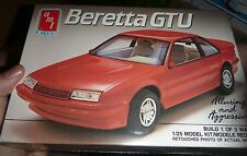 AMT 1989 CHEVY BERETTA GTU 1/25 MODEL CAR MOUNTAIN KIT FS