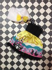 Beautiful Fashion Doll Japan Takara Tomy Outfit Dress Licca Blythe  ~