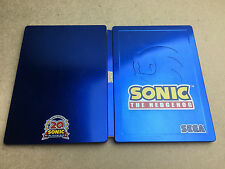 SONIC 20th ANNIVERSARIO Steelbook TIN STEEL BOOK CASE
