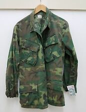 Vietnam Era ERDL Slant Pocket Shirt-1968