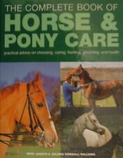 Horse and Pony Care (Coffee Table Books) By Mike Janson & Juliana Kemball Willi