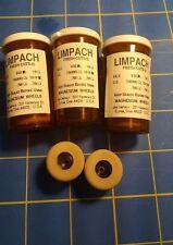 Limpach Fresh Cuts (3 Pairs) 13/16 tall 3/32 axle Tan Mid America Raceway