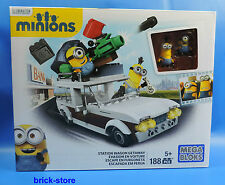 Mega BLOCKS MINIONS/cnf56 Station Wagon Station Wagon-fuga