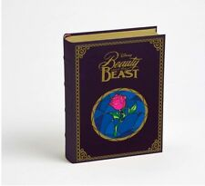 Walt Disney Archive Collection Beauty and the Beast Storybook DisneyArt Notecard