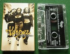 Honeyz Love of A Lifetime Cassette Tape Single - TESTED