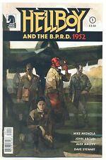 Hellboy and the B.P.R.D. #1 (Dark Horse 2014) Mignola Arcudi Maleev