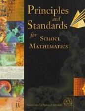 Principles and Standards for School Mathematics by National Council of Teachers
