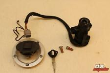 05-06 SUZUKI GSXR1000 IGNITION LOCK KEY SET W/ GAS CAP TESTED OEM