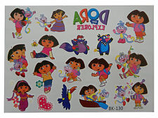 Temporary Tattoo DORA Good Quality Great for Party Bags