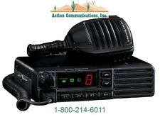 VERTEX/STANDARD VX-2100, VHF, 136-174 MHZ, 50 WATT, 8 CHANNEL, MOBILE RADIO