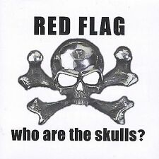 Who Are the Skulls by Red Flag (CD, May-2002, Plan B Records)
