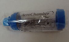 Aerochamber Plus spacer device, Adult, Standard, no face mask, Latex free