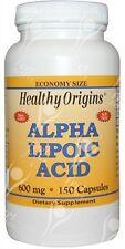 Alpha Lipoic Acid - 600mg x150caps