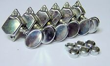 1970s Epiphone 6 Inline Tuners For Lyle 1232T Trini Lopez Tuning Machine Set MIJ