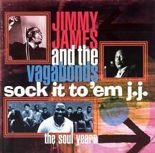 JIMMY JAMES/VAGABONDS Sock It To Em JJ [The SOUL Years][2xCD 2003] RARE/Northern