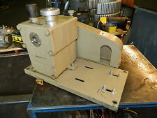 Ulvac DVD-360 Rotary Oil Rotary Vacuum Pump, PUMP ONLY - NO AC MOTOR, Used